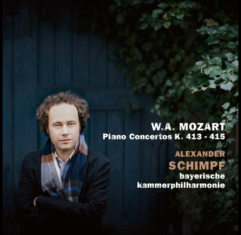 bayerische kammerphilharmonie - CDs